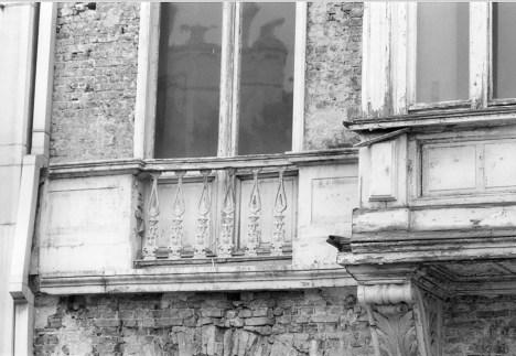 Detail gevel Sint-Annaplein