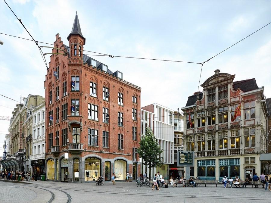 Veldstraat-Schuurkenstraat by Abscis architecten