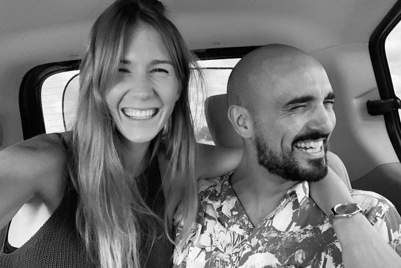La secreta historia de amor entre Abel Pintos y Mora Calabrese – GENTE Online