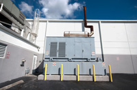 Generator for Walnut Creek medical facility