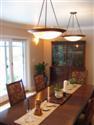 dinning room lighting