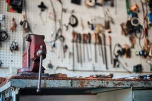 full machine shop and garage wiring installation
