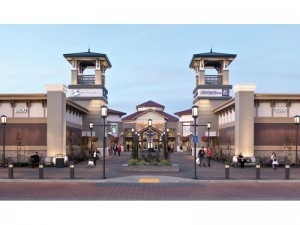 San Francisco Premium outlets EV charging stations