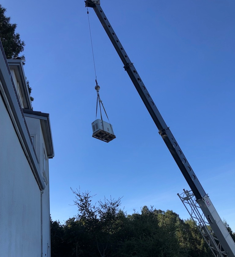 Backup Generator Installation in Tracy