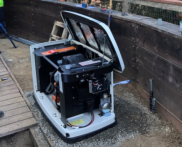 Commercial Backup Generator Walnut Creek