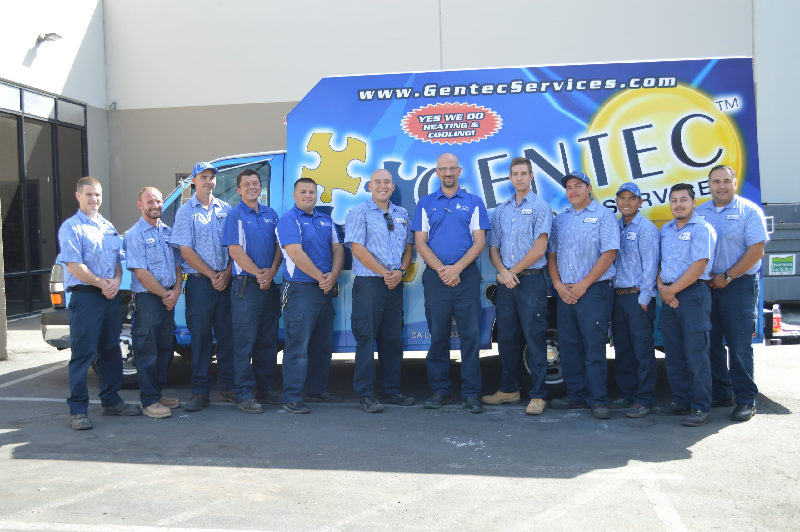 Gentec Services - Walnut Creek Electricians