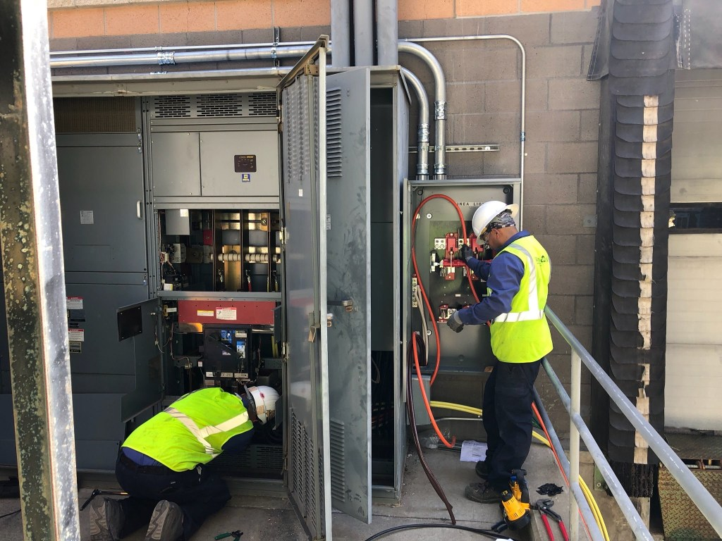 Gentec Services Electrical Work
