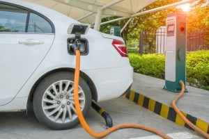 Public Access Electric Vehicle Charging