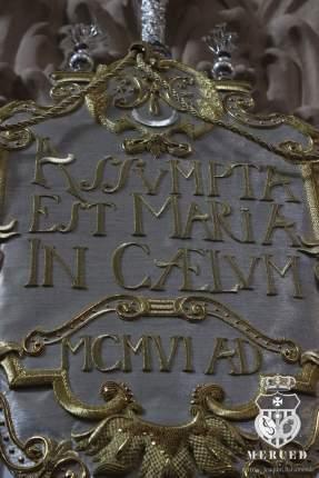 Guión asuncionista Hdad de los Judíos de Huelva