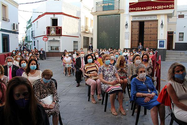 Alcalá del Río celebró el Aniversario de la Coronación de la Virgen de los Dolores (25)