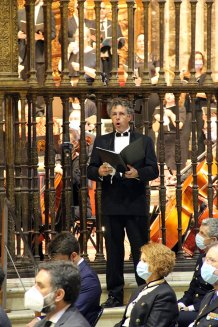 Todos los detalles del funeral en la Catedral de Sevilla (13)