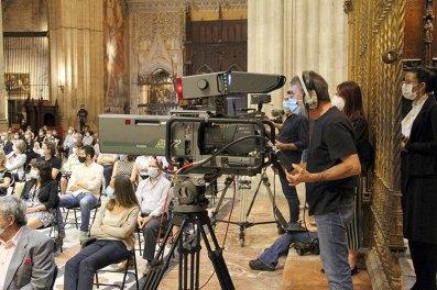 Todos los detalles del funeral en la Catedral de Sevilla (14)