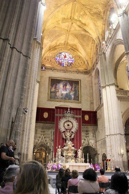 Todos los detalles del funeral en la Catedral de Sevilla (16)