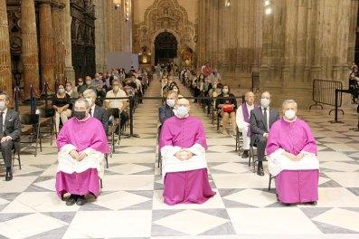 Todos los detalles del funeral en la Catedral de Sevilla (6)