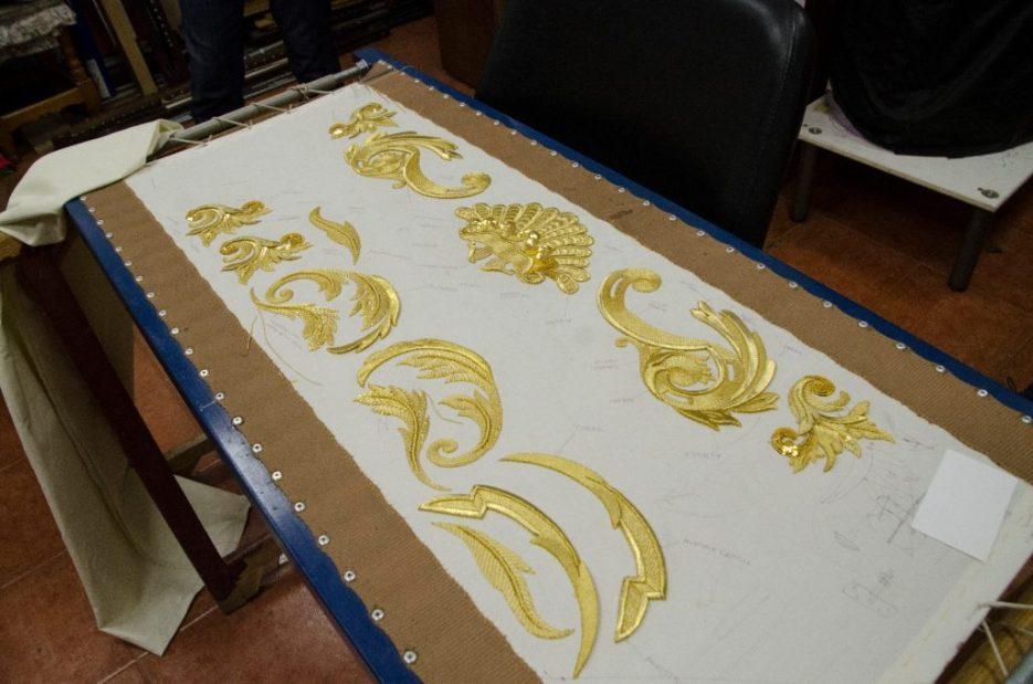 Fran Martínez acometerá la ejecución del diseño completo del paso de palio de la Virgen de la Piedad (7)