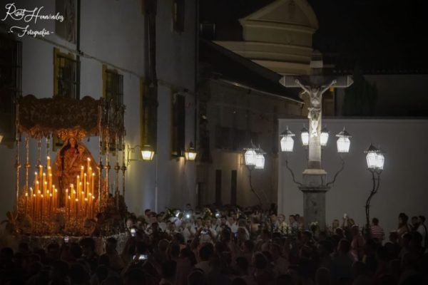 El Carmen de San Cayetano no saldrá en procesión este año