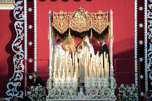 Se cumple el V Aniversario de la Coronación de la Soledad de Castilleja de la Cuesta