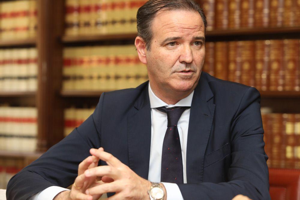 Pablo Atencia, sobre la celebración de la Magna en septiembre: «Tenemos que reconsiderar la situación»