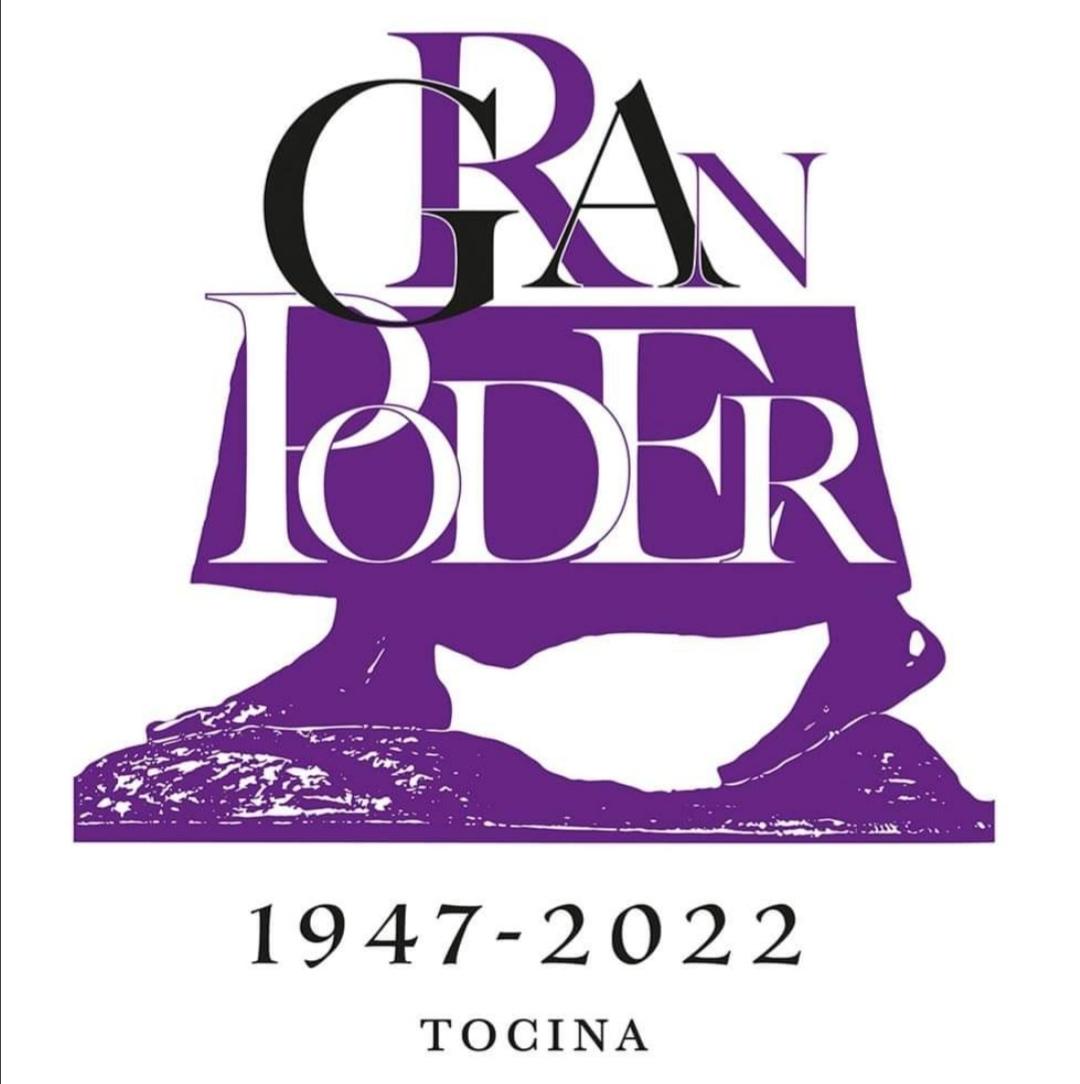 Así es el logotipo del 75 aniversario fundacional del Gran Poder de Tocina