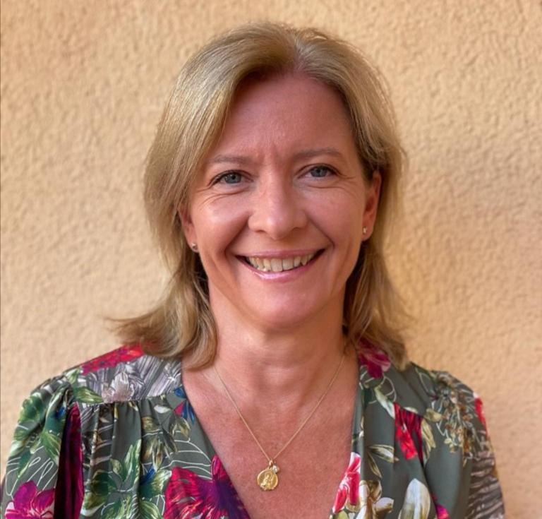 Alicia Muñoz Villamayor, hermana mayor electa de la Pastora de Capuchinos