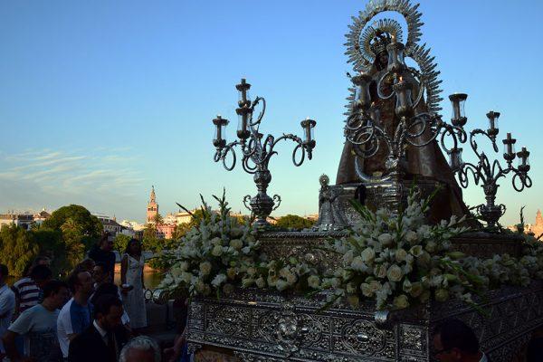 La Hermandad del Carmen de Santa Ana celebra su 425 aniversario