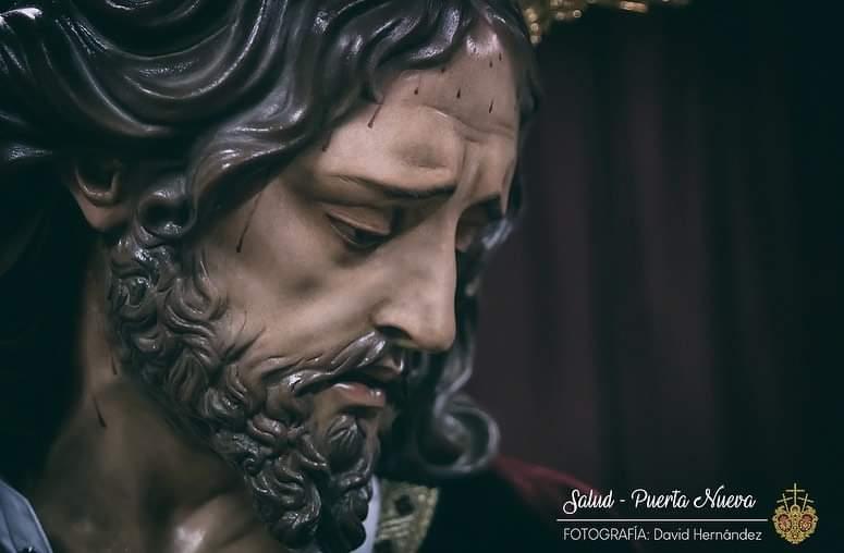 Así es Nuestro Padre Jesús de la Salud de Puerta Nueva