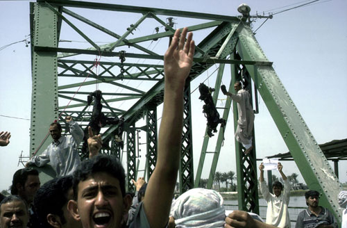 Irak, Associated Press