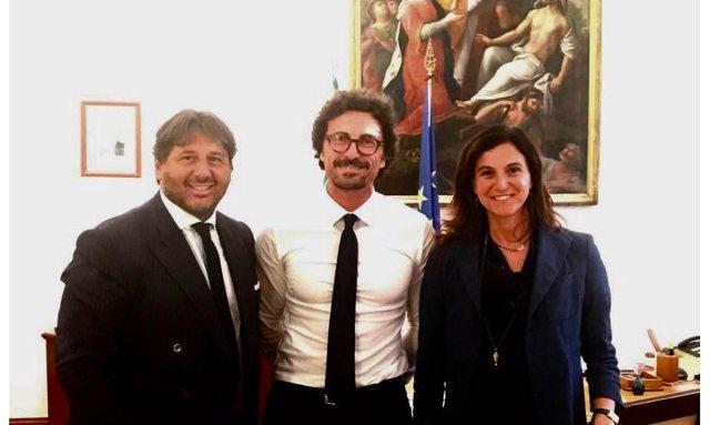 Nautica Italiana incontra il ministro Toninelli