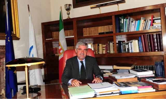 Una Confindustria del Mare? Nella foto Mario Mattioli, presidente Confitarma