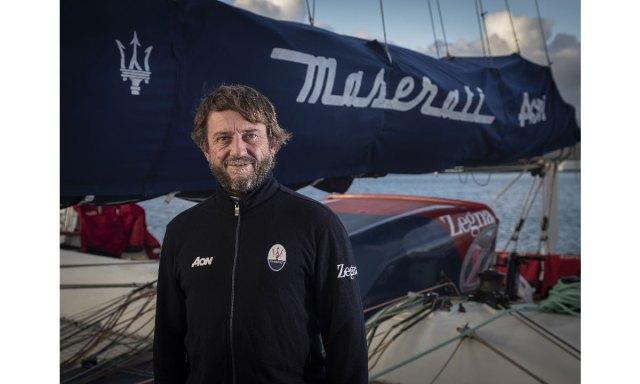 Giovanni Soldini sbarca a Lanzarote