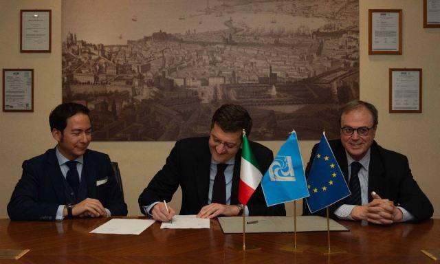 Cetena e Nautica Italiana: la firma dell'accordo