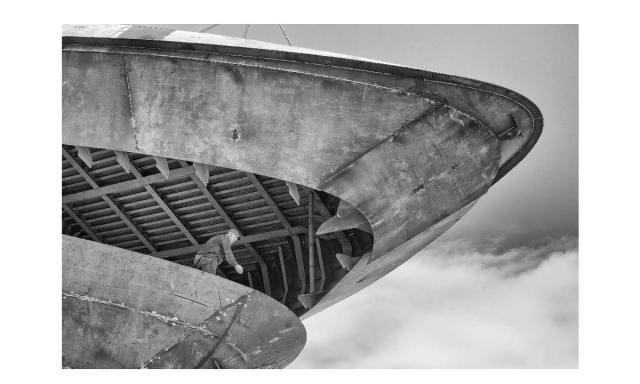 Cantieri Navali Sanlorenzo: immagini di storia