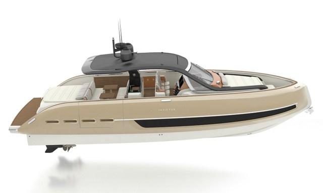 Invictus Yachts TT460