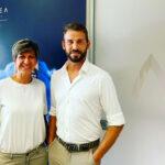 Laura Vanessa Carboni con Dario Messina