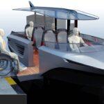 GerrisBoats, il taxi-boat