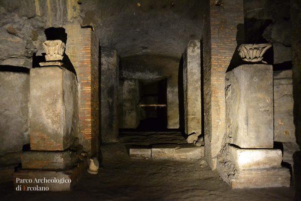 Il Teatro antico di Ercolano