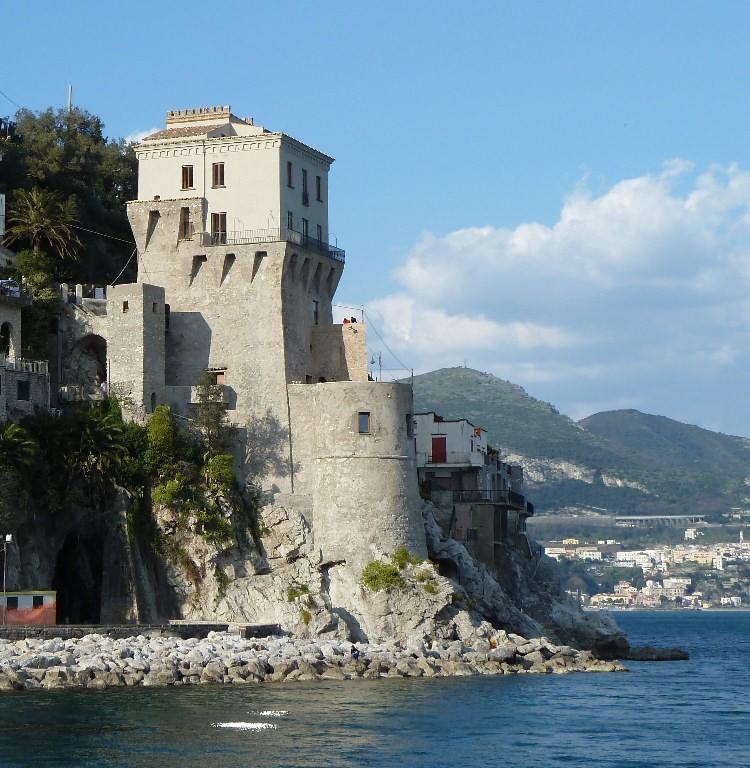 Torre di Cetara, la sentinella del Ducato Amalfitano
