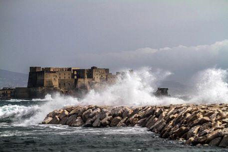 A proposito dell'ultima mareggiata sul litorale napoletano