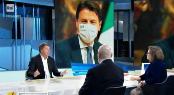 Editoriale. L'Europa aspetta l'Italia, Renzi sfida Conte.