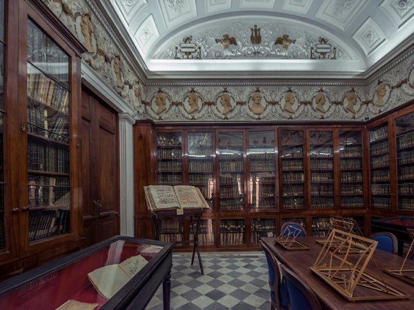 Ai blocchi di partenza il restauro del Conservatorio di Napoli
