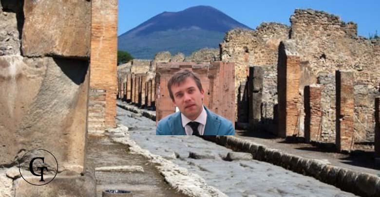 Pompei Scavi, intervista a Gabriel Zuchtriegel