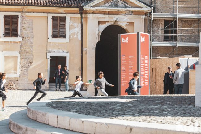 """""""Come ripartire. Cantieri"""" al KUM! Festival di Ancona"""