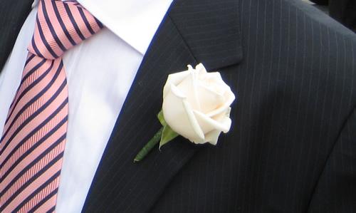 Fiore Matrimonio Uomo : Scegliere il fiore all occhiello per l abito da sposo