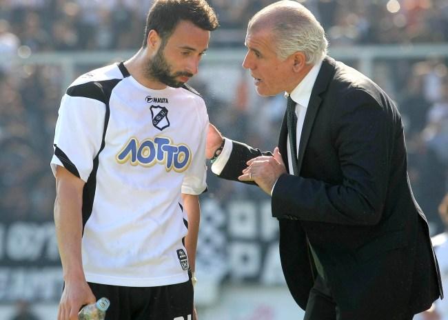 Αναστόπουλος: «Το γκολ ήταν θέμα χρόνου»