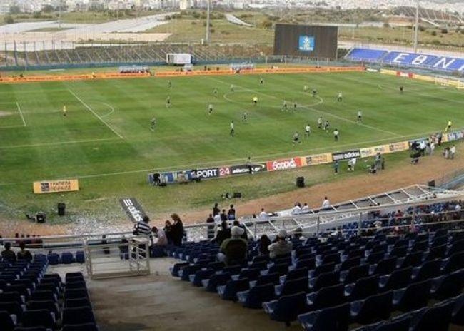 Ψάχνει γήπεδο για το παιχνίδι με τον Παναιτωλικό ο Εθνικός
