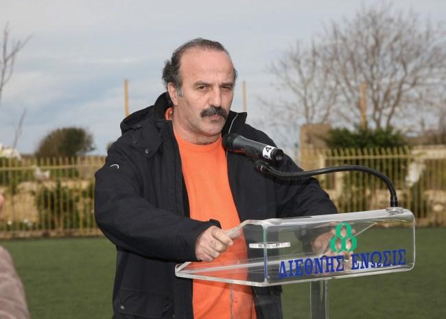 Πρόταση Τζώρτζογλου για μετακόμιση στο Παγκρήτιο εν όψει ΠΑΣ