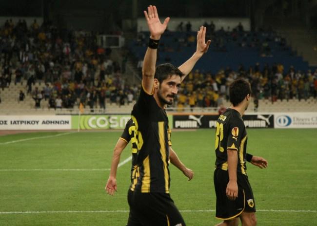 «Κρεμάει» τα παπούτσια του το επόμενο καλοκαίρι ο Λυμπερόπουλος