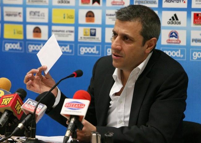 Πηλαδάκης: «Oλυμπιακός και Παναθηναϊκός το κακό του ελληνικού ποδοσφαίρου»