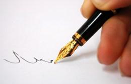 Η… πένα που «καίει»…