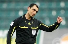 Τραυματίστηκε ο Ζαχαριάδης, άλλαξε ο διαιτητής στο ΑΕΚ-Ξάνθη